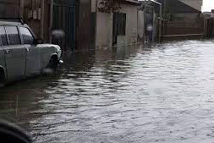 Gürcüstanda azərbaycanlıların yaşadığı kəndləri su basıb