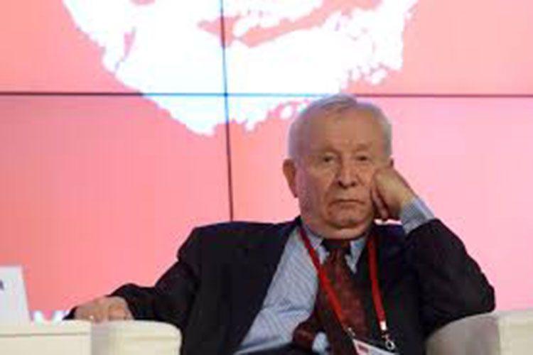 """Former assistant to Heydar Aliyev in Moscow, Yuri Solodukhin: """"Heydar Aliyev was a real statesman"""""""