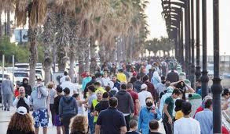 Lebanon extends curfew amid spike in coronavirus cases