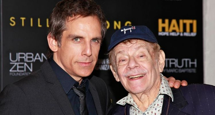 Comedian and actor Jerry Stiller dies at age 92