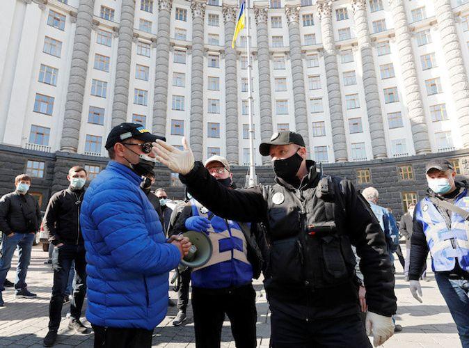 Coronavirus lockdown eased in Ukraine