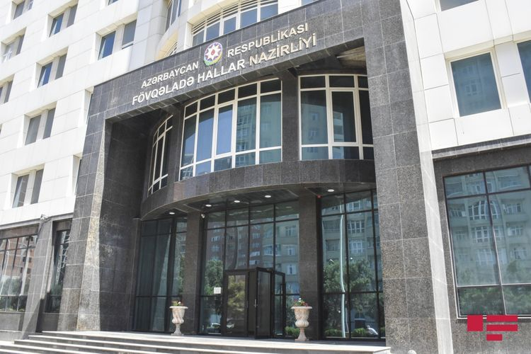 Azerbaijan's MES: Fire at EuroHome Building materials market to be investigated in General Prosecutor's Office