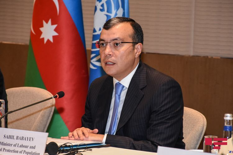 Jobs and wages of more than 1,6 mln workers saved during the pandemic, Azerbaijani Minister says