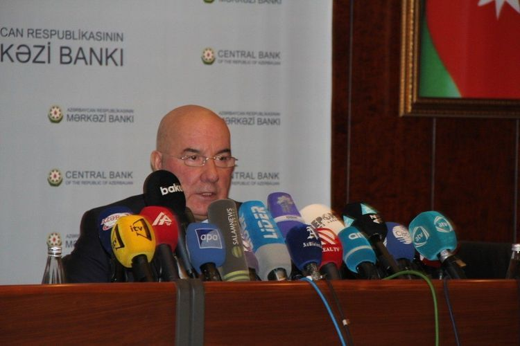 """CBA chairman: """"Mortgage credits worth AZN 211 mln. left in closed banks"""""""
