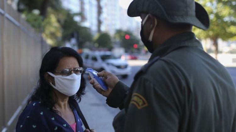 America becomes new coronavirus epicentre