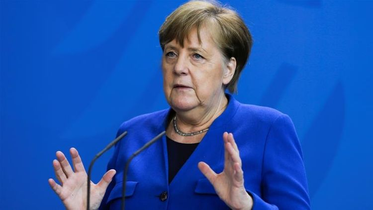 Merkel aims for Schengen border controls to end from June 15