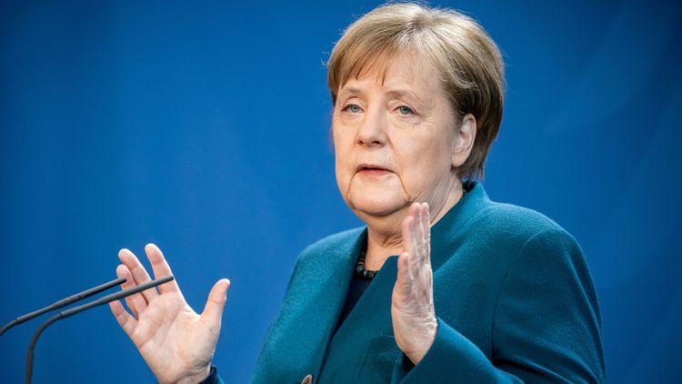 """Merkel: """"Gəlin, koronavirusla mübarizə çərçivəsində qazandıqlarımızı təhlükəyə atmayaq"""""""