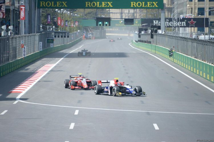 New date of Azerbaijan Grand Prix announced