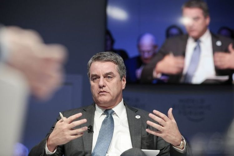 WTO Director-General steps down