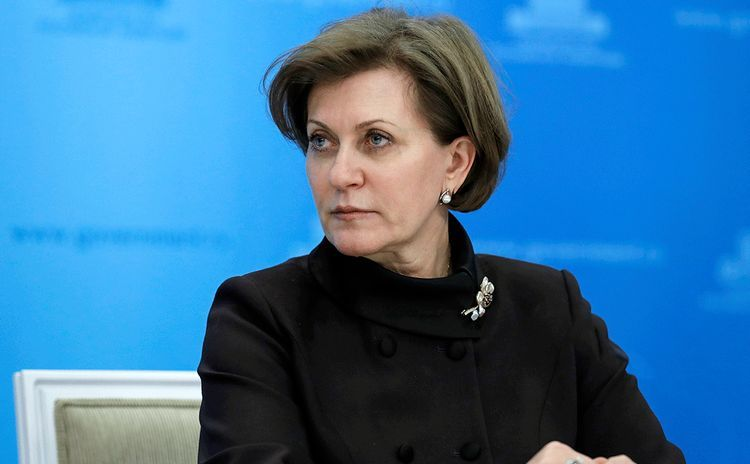 """Anna Popova: """"Coronavirus infection rate in Russia is not so high"""""""