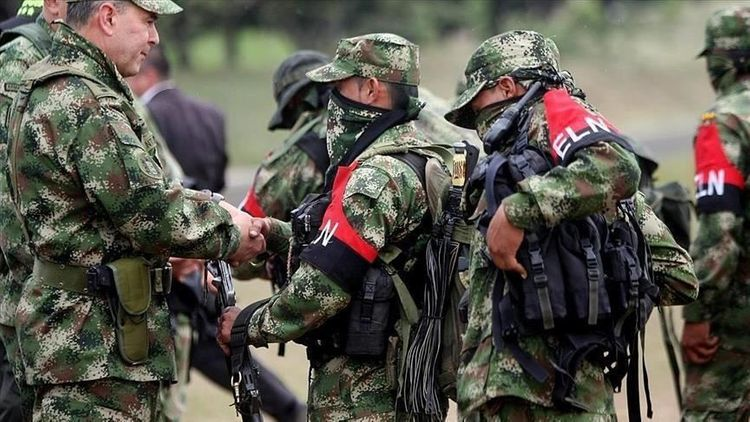 Colombia bombing kills ELN rebel commander, three others
