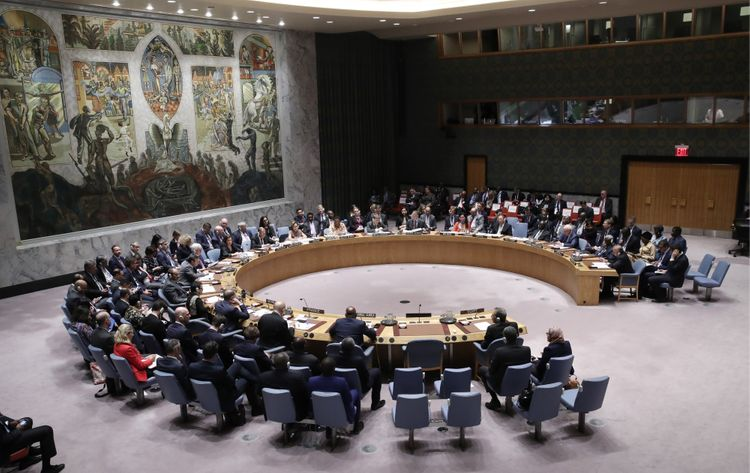 U.S., China deadlock over U.N. coronavirus action deepens
