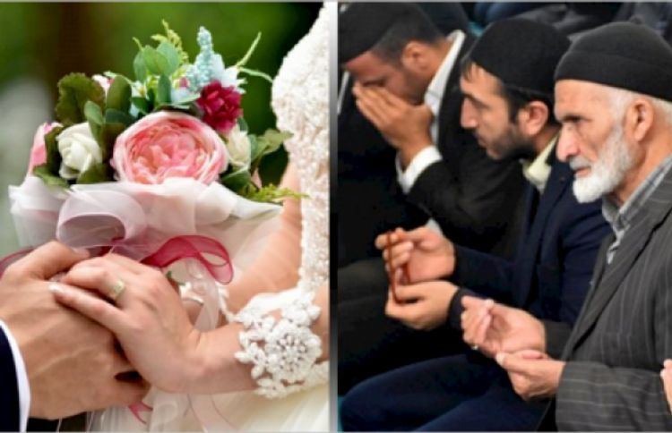 Restriction on mourning ceremonies and wedding parties kept in force