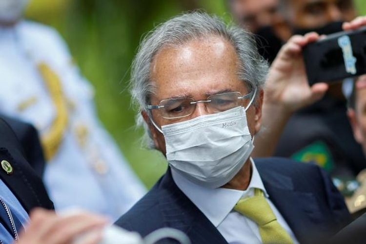 Brazil emergency coronavirus checks already total $20.5 billion: economy minister