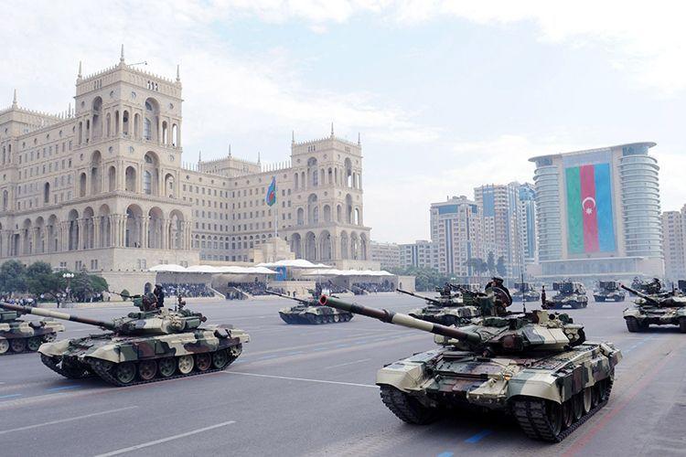 AZN 3 billion 354,2 million allocated for defense expenditures in Azerbaijan