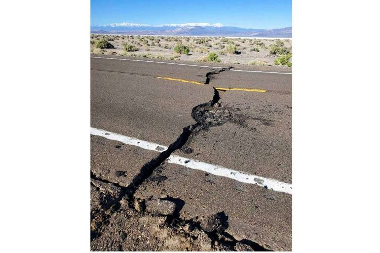 5.9-magnitude quake hits Western Canada