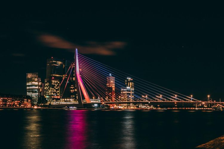 Rotterdam returns as Eurovision Song Contest Host City in 2021