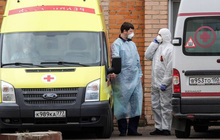 77 more coronavirus patients die in Moscow during day - crisis center