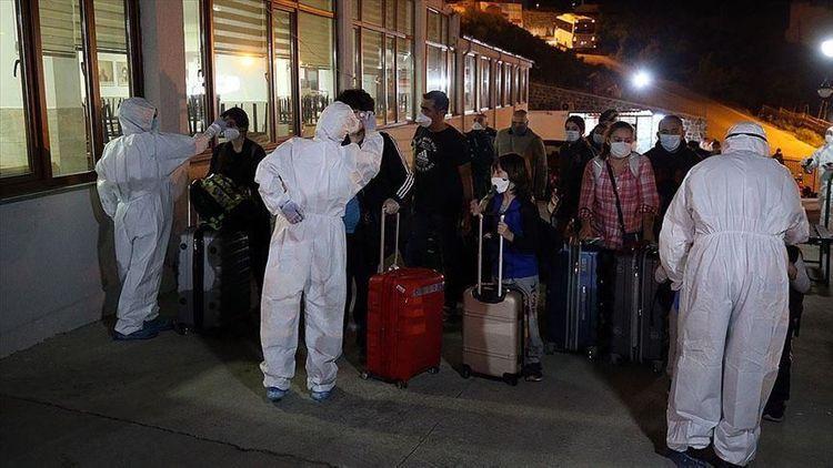 Turkey quarantines 288 expats from US