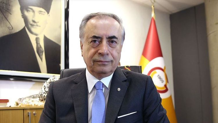 Galatasaray chair back in hospital for