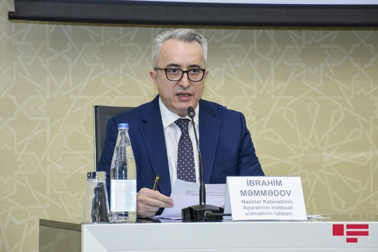 """Ibrahim Mammadov: """"A new stage of exit from the special quarantine regime has started from today"""""""