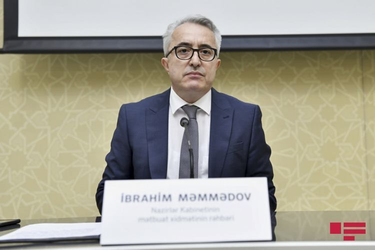 """Ibrahim Mammadov: """"There is no demand regarding obligatory restriction on days of holiday"""""""