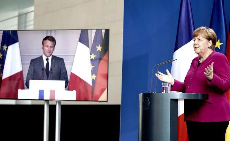 Macron, Merkel propose 500 bln euro Recovery Fund as