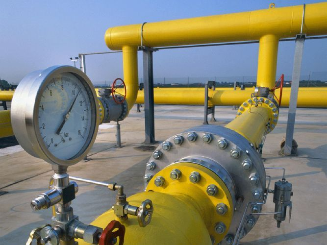 Georgia imported 803 thousand cubic meters of gas from Azerbaijan this year