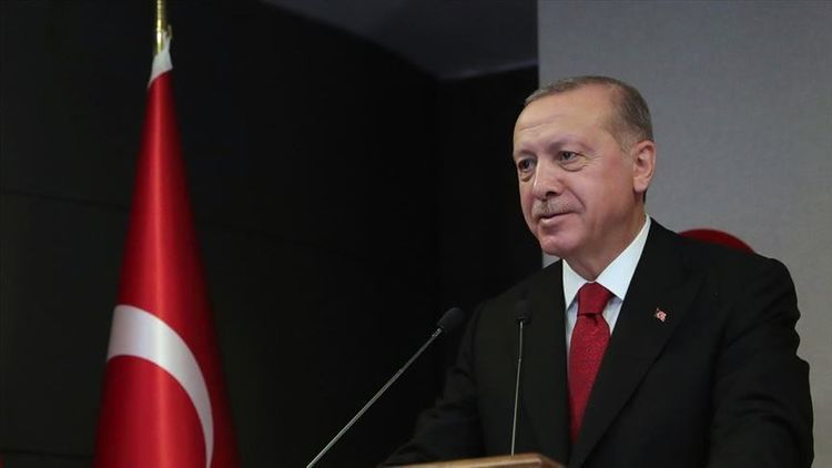 Turkish president marks Youth and Sports Day