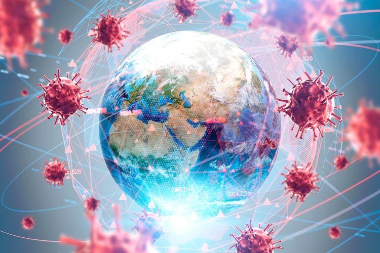 Global coronavirus cases top 5 million