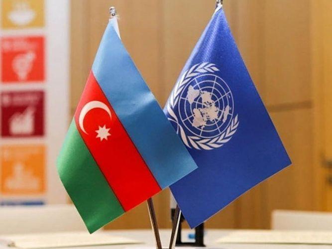 Письмо Азербайджана генсеку ООН  в связи с визитом Пашиняна в Нагорный Карабах распространено в качестве документа ООН