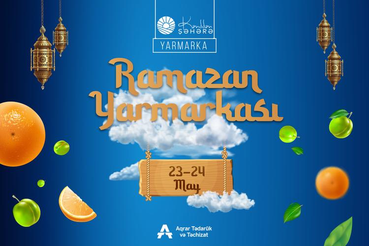 Ramadan trade fair to be held in Baku - ADDRESSES
