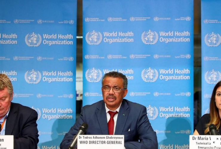 WHO reports most coronavirus cases in a day as cases near five million