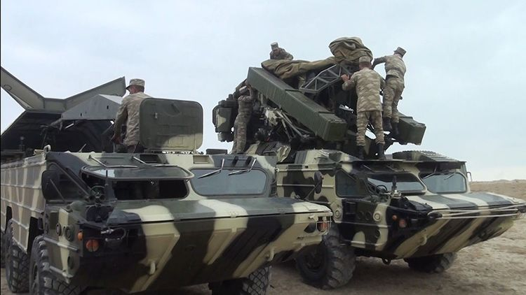 Azerbaijani MoD: Air Defense Units take positional areas to fulfill combat-training missions - VIDEO