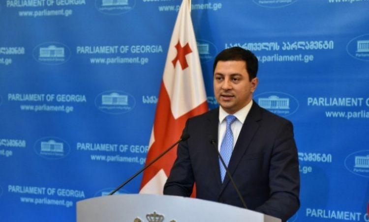 Gürcüstan parlamenti fəaliyyətini distant rejimdə davam etdirəcək