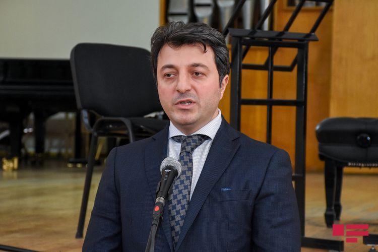Турал Гянджалиев распространил заявление в связи с «инаугурацией», которая будет проведена в Шуше