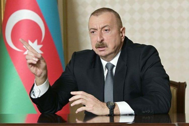 """Azərbaycan Prezidenti: """"Suvarma suyunun ədalətli bölüşdürülməsində böyük pozuntular var"""""""