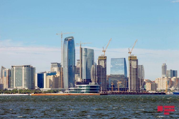 Pollutants in air decreased by 45-50% in Baku in April