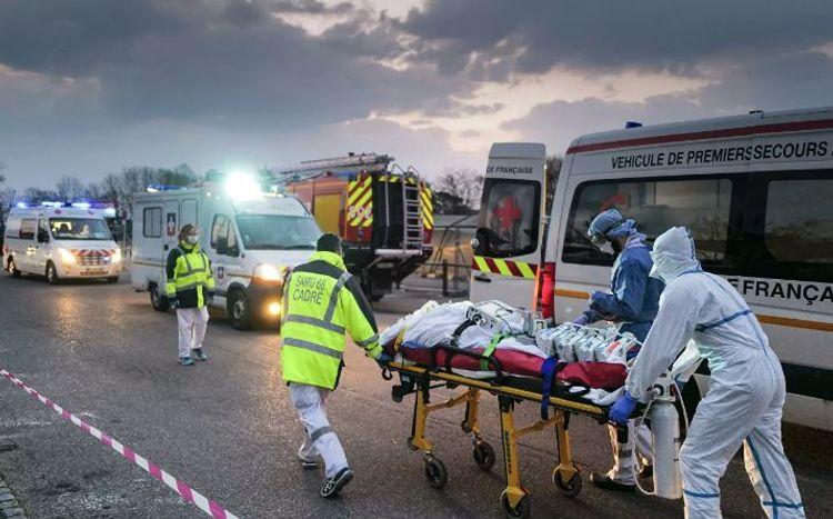 Fransada son sutkada koronavirusdan 83 nəfər ölüb