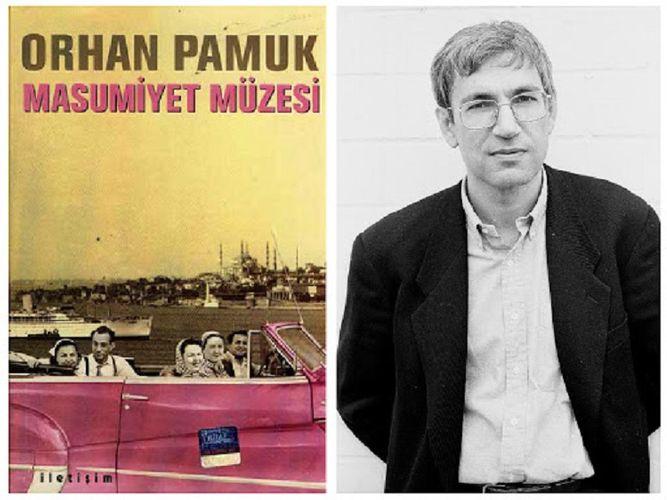 """Orhan Pamukun """"Məsumiyyət muzeyi"""" romanı əsasında serial çəkilir"""