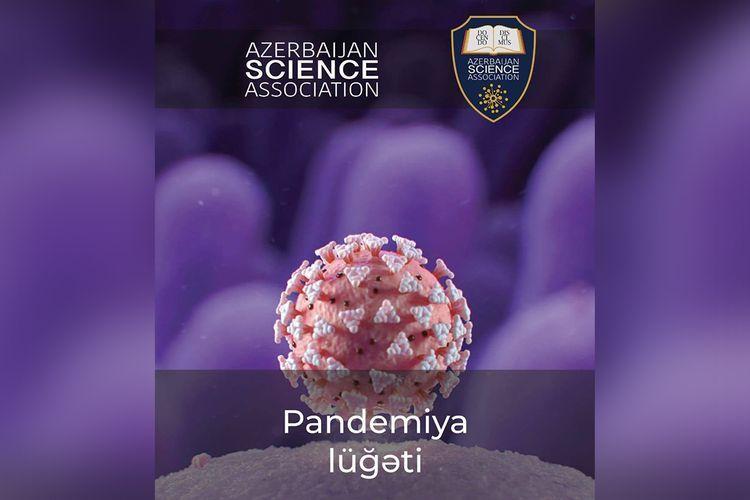 Составлен словарь «Пандемия» на азербайджанском языке