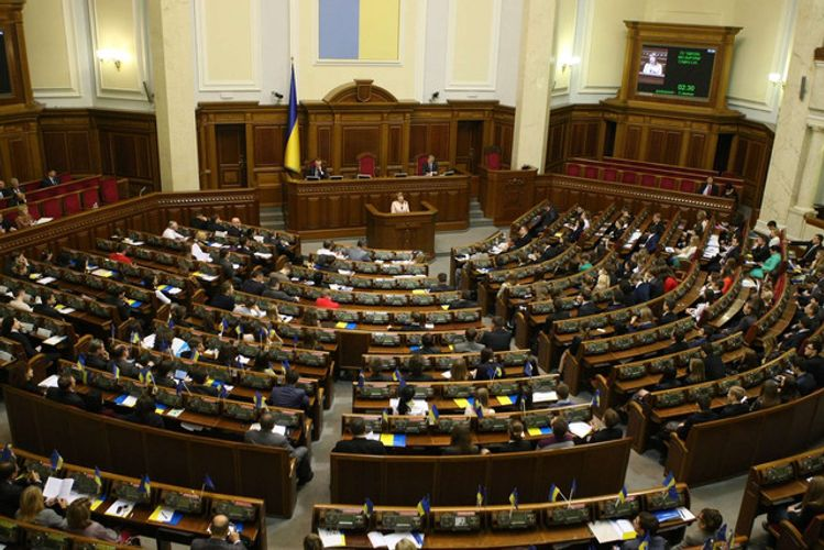 Ukrainian lawmaker found shot dead in his office