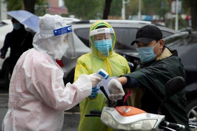Çində ilk dəfə koronavirusa yoluxma hadisəsi qeydə alınmayıb
