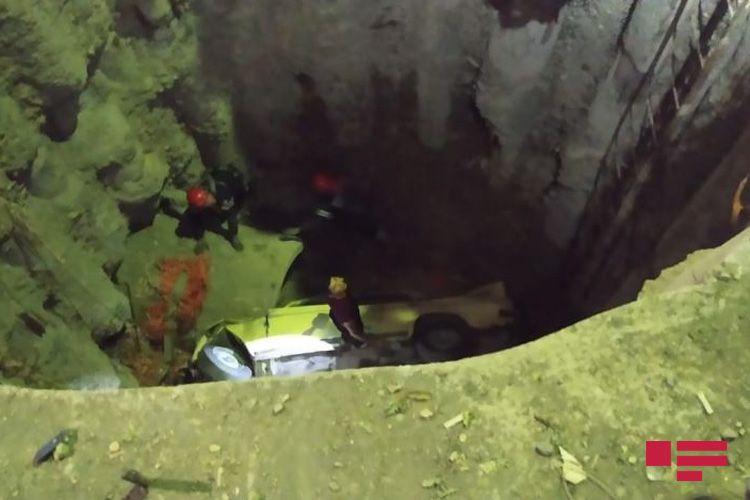 Gəncədə yol qəzasında yaralananlardan biri ölüb - FOTO - YENİLƏNİB-2