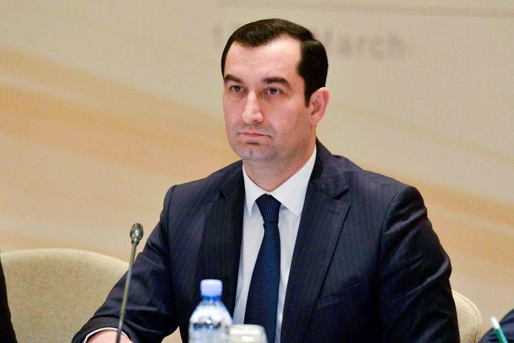Обнародованы результаты теста на коронавирус главы ИВ Шамахинского района