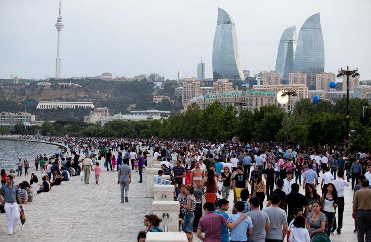 Обнародована численность населения Баку