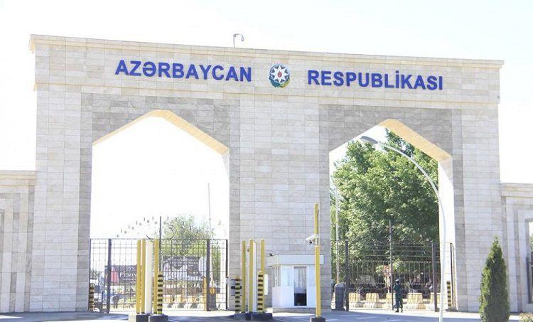 Azərbaycan-Rusiya sərhədində yük maşınlarının növbəsi yaranıb