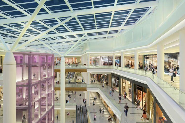 В Азербайджане возобновлена работа крупных торговых центров и моллов
