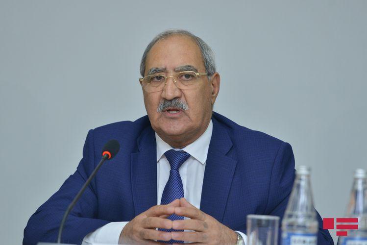 """Fəzail Ağamalı: """"Vahid Əhmədovun köhnə Müdafiə naziri ilə yaxşı əlaqələri, işbirliyi olub"""""""