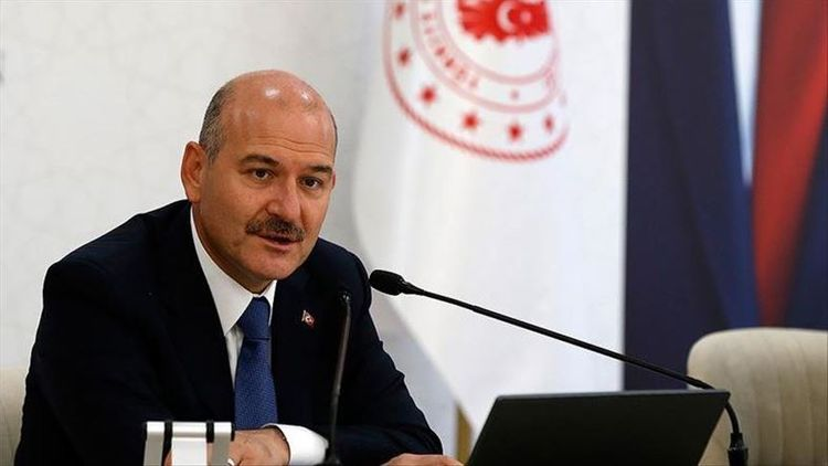 Turkish interior minister tests positive for COVID-19